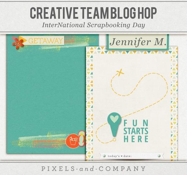 Pixel & Co Journal Cards Freebie Jenn McCabe